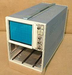 TEKTRONIX 5111/2 OSCILLOSCOPE, STRG., M/F, OPT. 2